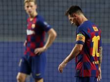 Barcelona schudt op grondvesten: afstraffing zal verregaande gevolgen krijgen