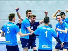 Regelrechte stunt in het volleybal: Tilburg klopt  topper