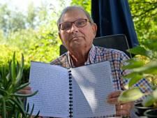 Tony (78) uit Weerselo maakt boek over zijn vaders dwangarbeid in WOII