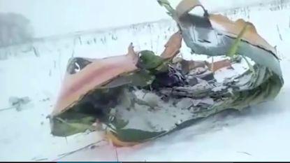 Russisch vliegtuig wellicht neergestort door ijsvorming in meettoestel
