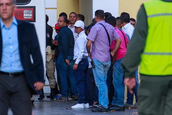 Begin deze maand werd ook al een groep gevangenen vrijgelaten.