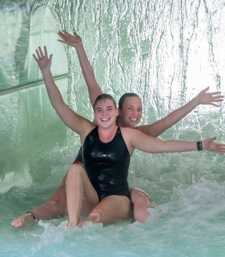 Nieuwe attractie: 110 meter lange wildwaterbaan in Bosbad Putten gaat 10 juli open