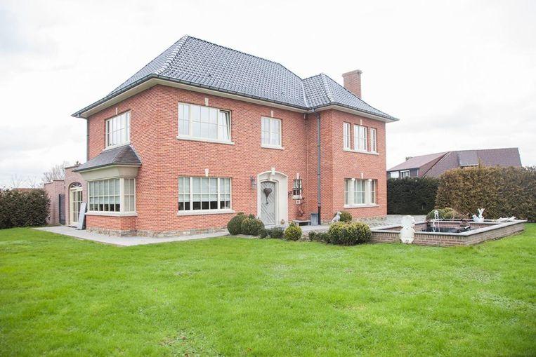 Christoff zijn huis villa staat te koop