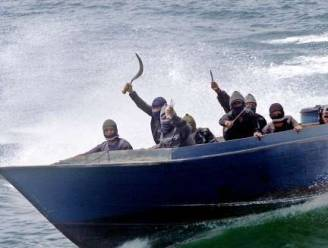 Turkse marine pakt 12 vermoedelijke piraten op