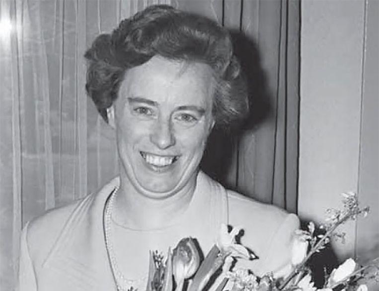 Nora van Egmond Beeld Nationaal Archief Den Haag