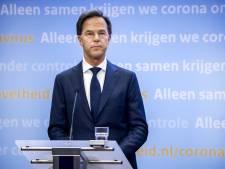 Rutte mild voor Tilburgse burgemeester, maar waarschuwt fans: 'Dit is zo buitengewoon onverstandig'