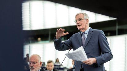 Barnier zet vraagtekens bij verlenging brexit