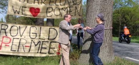 Motie bomenkap in Ruurlo verworpen: zware kritiek op GB en VVD