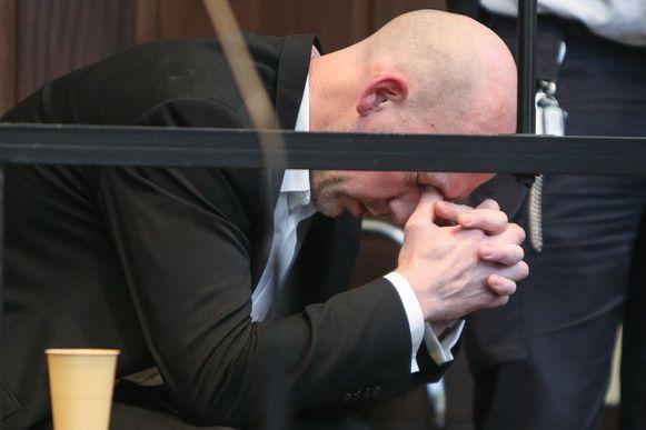 Daniel Deriemacker is net schuldig bevonden aan de moord op Carmen Garcia Ortega.