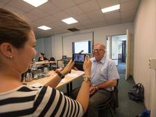 Werklozen in Helmond leren videosolliciteren
