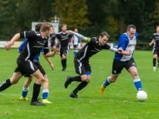Molenschot en Neerlandia'31 dit keer wel in evenwicht, De Schutters revancheert zich
