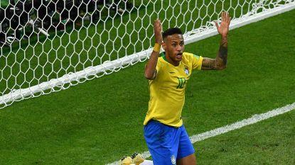 """Neymar doet aan heerlijke zelfspot, maar haalt ook fors uit: """"Ik kan toch niet zeggen: 'schatje, neem me niet kwalijk, maar laat mij eens scoren'"""""""
