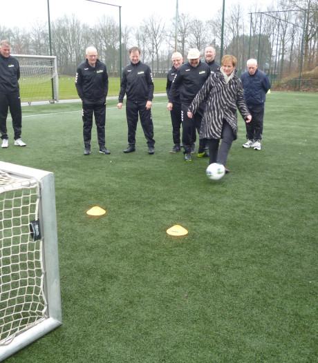 Walking Football van start in Schijndel
