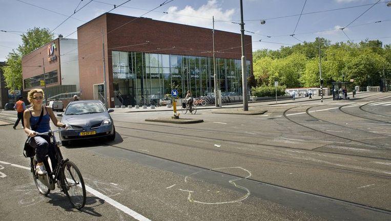 De Marnixstraat, onderdeel van de binnenring. Foto Floris Lok Beeld
