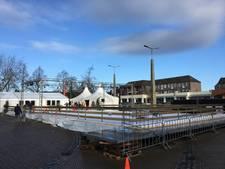 Winkeliers: liever blik dan ijs op Kerkplein Malden