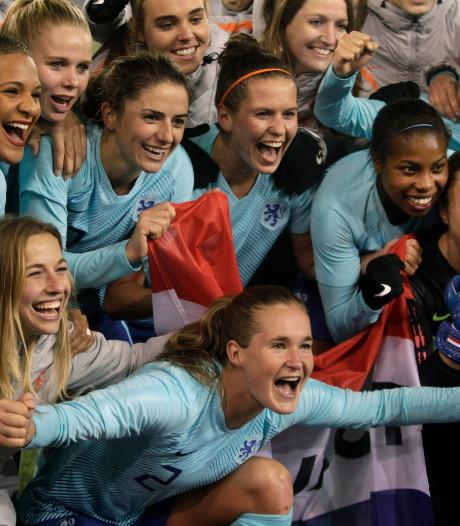 WK 2019: wie worden de tegenstanders van de Oranjevrouwen?