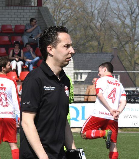 Volharding in beker tegen oude trainer, rivaal SSS'18 naar Maastricht