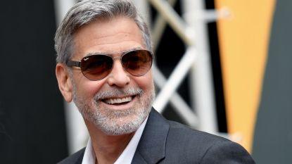 Italiaanse 'Bonnie en Clyde' opgepakt die beweerden kledij van George Clooney te verkopen