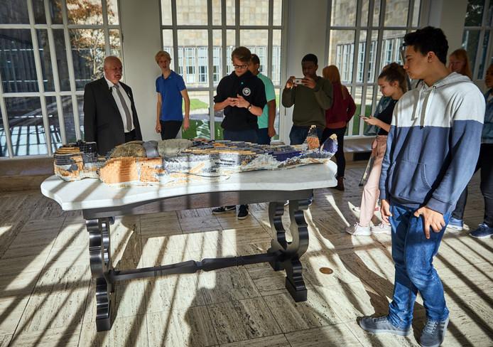 Cadaver Table in Museum Boijmans van Beuningen.