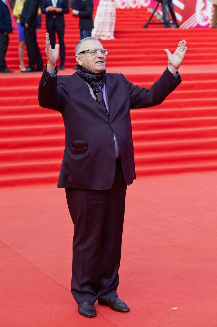 Vladimir Zhirinovskiy. Beeld Getty
