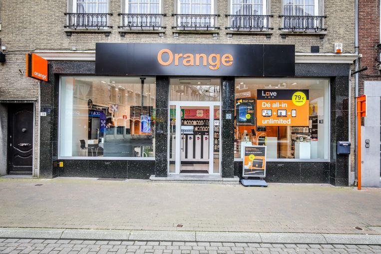 De winkel opende woensdagmiddag opnieuw de deuren.