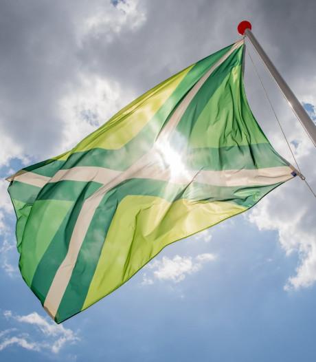 D66 wil Achterhoekse vlag op de Markt in Aalten