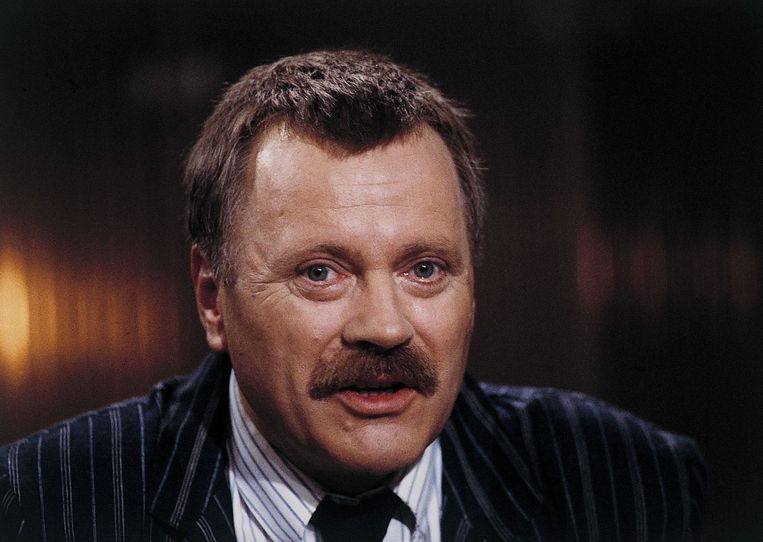 Willem Wilmink, 1988. Beeld ANP