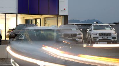 Vanaf 2020 waarschuwen Volvo's elkaar voor gladde wegen en andere gevaren