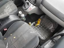 Bestuurder onder invloed van alcohol verliest rijbewijs na aanrijding