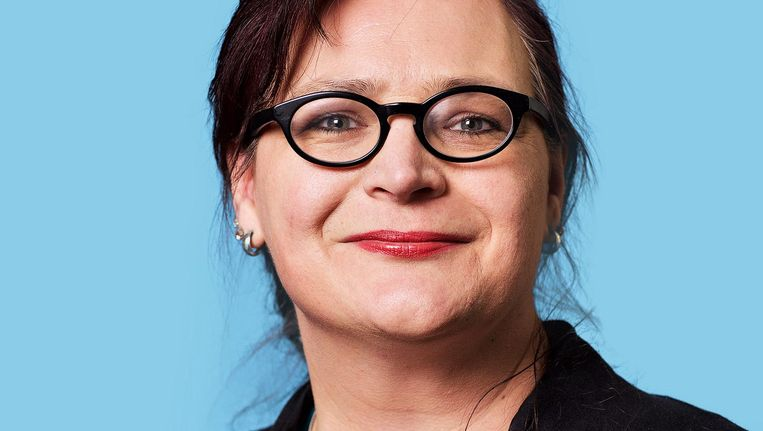 Astrid Oosenbrug Beeld Lex Draijer