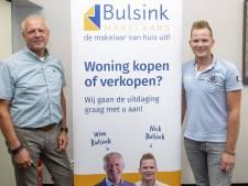 Bulsink Makelaars in Holten: vader en zoon koesteren de gunfactor