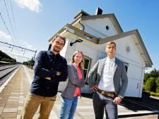 Stationsgebouw Oudenbosch krijgt nieuwe toekomst als toeristisch servicepunt