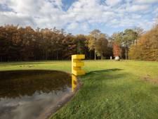 BuitenBeelden: Het mysterie van de grote gele E op de Grote Beek