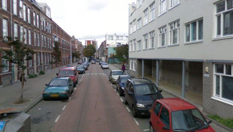De Rotterdamse Watergeusstraat. Beeld