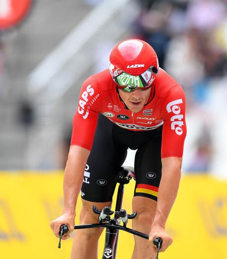 Recordhouder Adam Hansen toch naar Vuelta