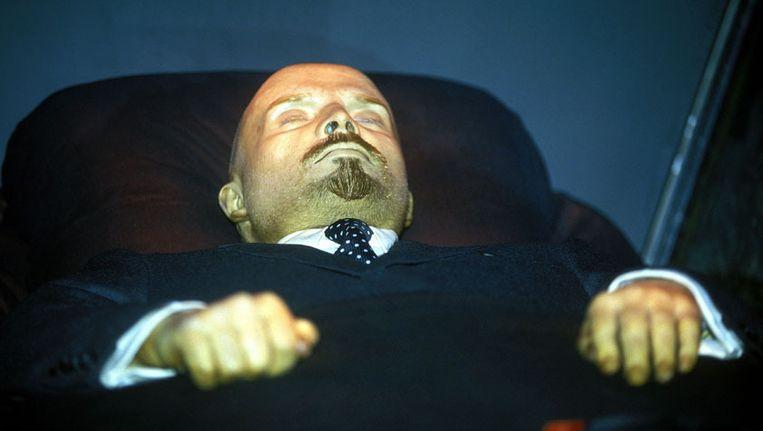 Meerderheid Russen willen Lenin begraven | Buitenland ...