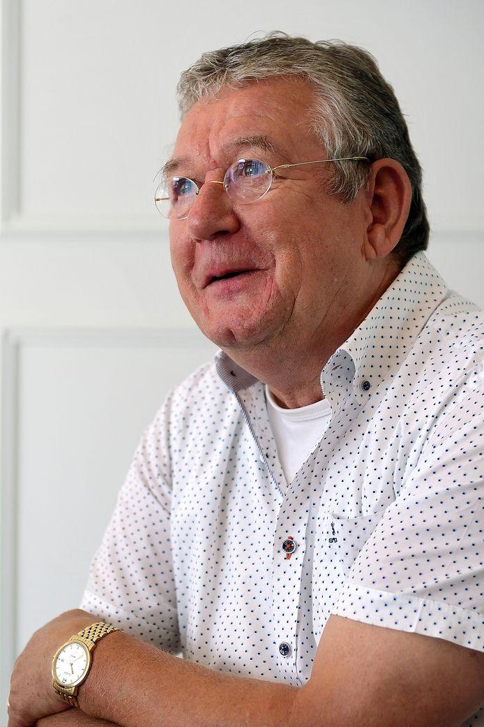 Jack Oomen, voorzitter van de KBO in Etten