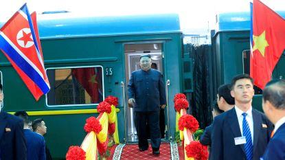 Kim Jong-un en Trump aangekomen in Vietnam