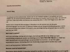 Oppassen geblazen: fraudeurs troggelen met nepbrief geld af van huurders in Delfshaven