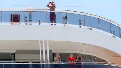 Laatste drie cruiseschepen op zee komen vandaag eindelijk thuis, in een compleet andere wereld