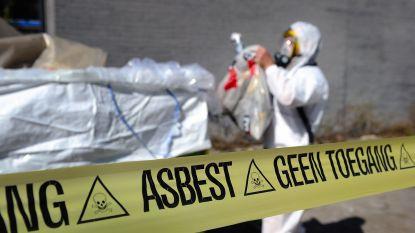 Nog slordige 2,3 miljoen ton asbest in omloop