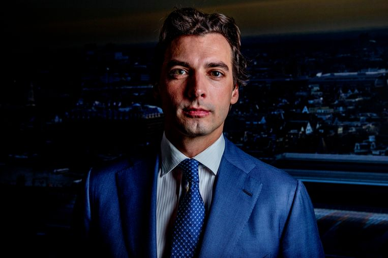 Thierry Baudet Beeld null
