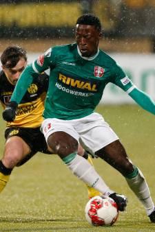 Samenvatting: Roda JC  - FC Dordrecht