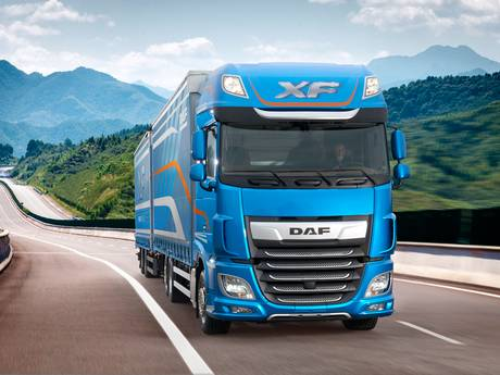 DAF Trucks verhoogt productie opnieuw