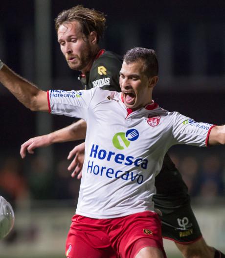 Amateurs Noordwijk knikkeren Sparta uit de beker