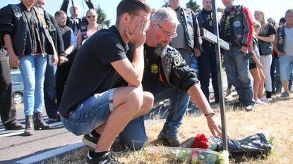 Motorclub herdenkt overleden Dirk Govaert (44)