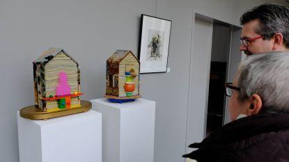'Kunst in het gemeentehuis' toont werken van Andrea Janssens