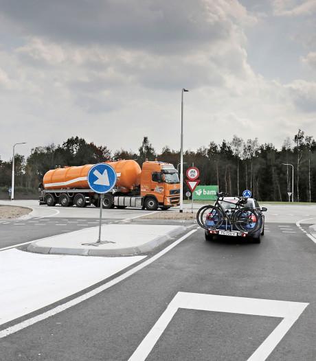 Mogelijk vrachtwagenheffing op N324 tussen Oss en Grave