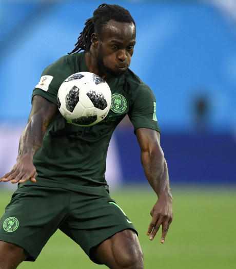 Nigeriaan Moses (27) stopt als international