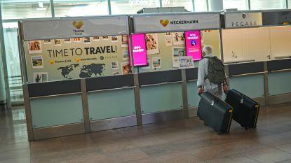 """Aantal reizigers toch op pakketreis vertrokken met Thomas Cook: """"Het is de bedoeling dat mensen thuisblijven"""""""